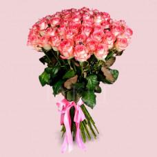 Букет из 51 розы Джумилия