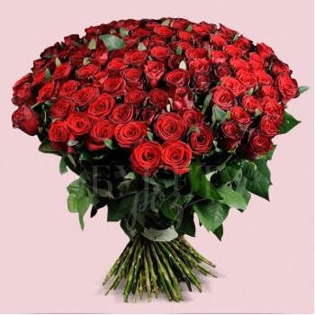 Букет из 101 розы Гран При