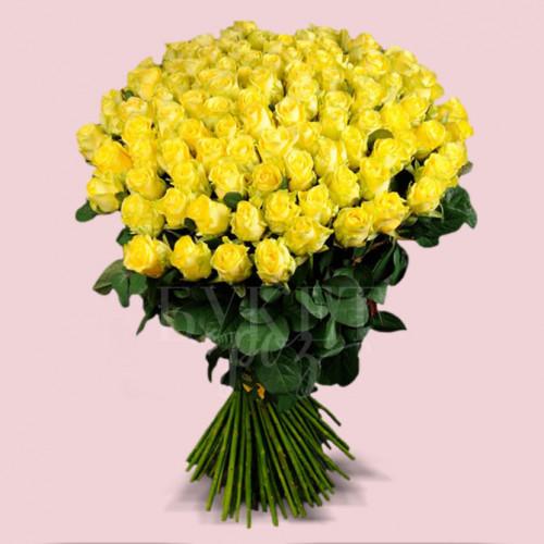 Букет из 101 розы Пенни Лейн